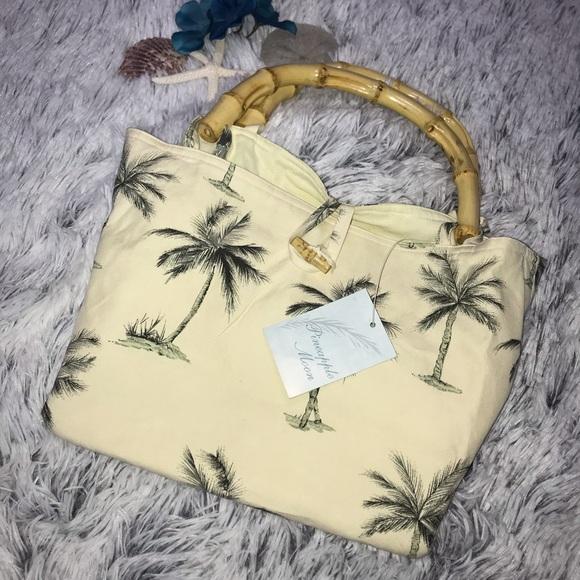 Handbags - Palm Tree Tote